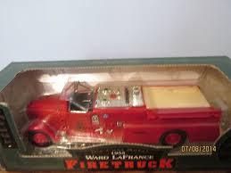 100 Metal Fire Truck Toy Ertl DieCast 1955 Ward LaFrance Truck On Sale 3500 USD