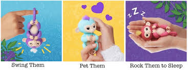 What Are Fingerlings Baby Monkeys 2017