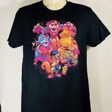conker s bad fur day t shirt sz m by loot crate