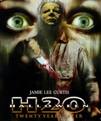 Halloween The Curse Of Michael Myers Jamie by Halloween H20 Horror Movie Slasher Horror Fan Poster Compilation