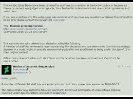 Deviantart Help Desk Hours by Kukuruyoart Vs Censorship By Midorinohonoo On Deviantart