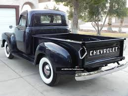 100 1952 Chevy Panel Truck 1950 1954 S 1954 3100 For Sale On Ebay