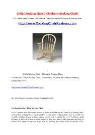 Calaméo - Childs Rocking Chair - The Benefits Of Your Child Having One How Does A Rocking Chair Benefit Your Health Curved Outdoor Polyteak Mesh Effect The Guapa Dnb Lounge By Midj In Italy 3 Benefits Of Art Van Blog Weve Got Look Chairs The Medical Benefits Decorative Piece Rockease Portable Rails Rustic Hickory 9slat Rocker Review Best Chairs Amazoncom Carousel Designs Pink And Gray Elephants Wood Omaha Shotton Woodworks Unique Handmade Flecked Xander World Market Article Surprising Health Rocking Chair Healthy Hints