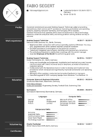 Resume Examples By Real People: Desktop Support Technician Resume ... 10 Real It Resume Examples That Got People Hired At Microsoft Business Analyst Sample Monstercom 30 View By Industry Job Title Unforgettable Registered Nurse To Stand Out College Student Grad And Writing Tips Technician Example With Summary Statement For Your 2019 Application News Reporter Journalist Formats Qa Manager Samples Templates Pdfword Quantum Tech Rumes Bartender