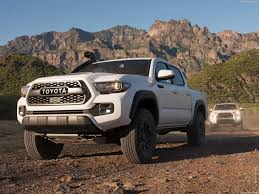Toyota Tacoma TRD Pro (2019) - Pictures, Information & Specs New 2018 Toyota Tacoma Trd Sport Double Cab In Elmhurst Offroad Review Gear Patrol Off Road What You Need To Know Dublin 8089 Preowned Sport 35l V6 4x4 Truck An Apocalypseproof Pickup 5 Bed Ford F150 Svt Raptor Vs Tundra Pro Carstory Blog The 2017 Is Bro We All Need Unveils Signaling Fresh For 2015 Reader