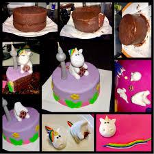 pummeliges einhorn kuchen unicorn cake sabrinas