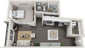 100 One Bedroom Apartments Interior Designs Gardens At Cherry Creek Luxury PetFriendly In Denver