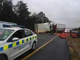 100 Truck Accident N2 Closed Following Truck Crash Between Albertinia And Riversdale