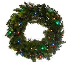 Qvc Christmas Tree Recall by Bethlehem Lights 24