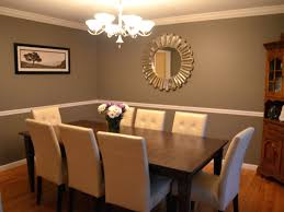 Fice Wainscoting Ideas Simple Dining Room Paint With Regard To Chair Rail
