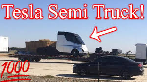 Tesla Semi First Look!! Tesla News! - YouTube 44 Historical Photos Of Detroits Fruehauf Trailer Companythe Mack Trucks Wikipedia The Tesla Semi Will Shake The Trucking Industry To Its Roots Samsungs Invisible Truck That You Can See Right Through Fortune Biggest Rig Ever Youtube Nikola Corp One Truck602567_1920 First Capital Business Finance Interior Video Shows Life A 20 Trucker Old Trucks Being Loaded Onto Railroad Cars Long Haul Navistar Will Have More Electric On Road Than By Jamsa Finland September 1 2016 Yellow Man V8 Semi Truck Hauls Selfdriving Freightliner Inspiration From Daimler