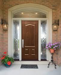 Therma Tru Entry Doors by Cool Front Door With Sidelights Adjust Therma Tru Front Door
