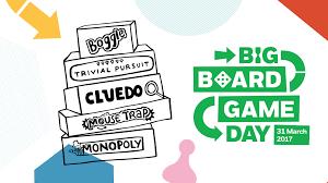 Big Board Game Day 2017