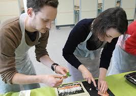 cours de cuisine sushi organiser cours de cuisine sushi toulouse et sud ouest team building