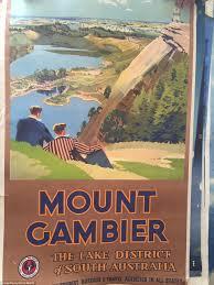cirque bureau vintage australian travel posters found in storage reveals travel