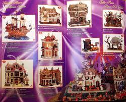 Lemax Halloween Houses 2015 by Lemax Spooky Town Michaels Catalogs U2013 Spookyvillages Com