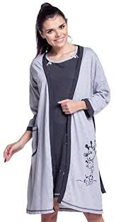 robe de chambre maternité zeta ville maternité set robe de chambre chemise de nuit girafe