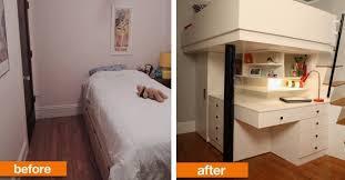 clevere einrichtungsideen für kleine schlafzimmer