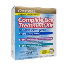 kit traitant complet pour les poux système anti poux en 3 é
