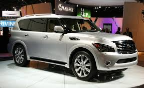 Infiniti QX56 Infiniti Qx80 Reviews Research New Used Models Motor Trend To Infinity And Beyond The Pizza Planet Truck In Real Life Monograph Concept Will It Go Production 2017 2018 Suv Is A Deluxe Dubai Debut Roadshow Trucks Diesel Tohatruck Gearing Up For Families Arundel Journal Tribune Finiti Of Charlotte Luxury Cars Suvs Dealership Servicing 2016 Larte Design Missuro 2019 Qx50 Preview Crossovers Usa