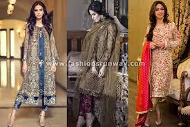 Pakistani Designer Fancy Dresses 2016 Ideas