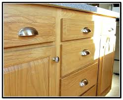 kitchen cabinet hardware placement drawers proper knob pictures