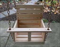 child u0027s swing plans high low swing woodwork city free