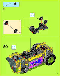 100 Ninja Turtle Monster Truck LEGO The Shellraiser Street Chase Instructions 79104 Teenage Mutant