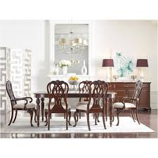 607 760 Kincaid Furniture Hadleigh Dining Room Table
