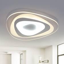 neo gleam ultrathin surface mounted modern led ceiling chandelier