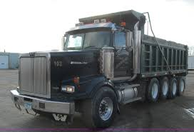 100 Dump Truck For Sale In Nc 2001 Western Star 496SX Dump Truck Item L3891 SOLD Dece