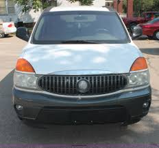 100 Rendezvous Truck 2002 Buick CX SUV Item C2760 SOLD Tuesday Se