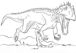 Coloring Pages Trex Coloring Pages Printables Tyrannosaurusex Free