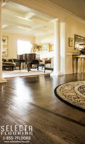 Hardwood Floor Buffing Compound by Main Entry And Dining Room Finished With Duraseal In Jacobean On