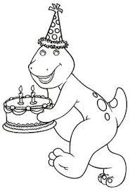 Barney Birthday Pictures