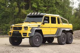 100 Mercedes 6 Wheel Truck Benz G3 AMG By Mansory Mbhess Mbtuning