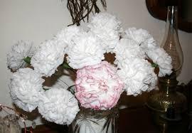 comment faire une fleur en papier creations artisanales
