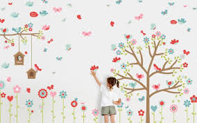 Who Says We Cant Experience Spring Inside Home These Lovely Wall Decor Make Your Days Brighter And Smarter Spend Hours On Choosing Shades For Our