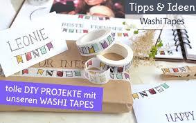 washi ideen diy tipps geschenk wohnzimmer einladungen