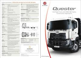 Quester CWE MDE8 Dump Specification Sheet By UD Trucks Corporation ... Commercial Truck Success Blog A Wide Range Of Ud Trucks Serve South Nissan Diesel Ud Pkd 411 Video Youtube Forsale Americas Source 1995 1800 With B Twline Hydraulic Wrecker Eastern 4 Tone Curtain Side Junk Mail Tatruckscom 2000 1400 16 Box Used 2004 Agreesko 2007 1800cs In Mesa Az Volvo Launches Quester For Growth Markets Aoevolution Page 3 Isuzu Npr Nrr Parts Busbee