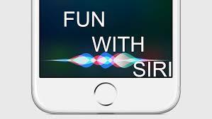 Fun With Siri on iPhone 6 Plus HD