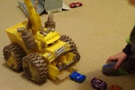 Disney Cars Mack Monster Truck, Mini Monster Truck Toys Youtube ...
