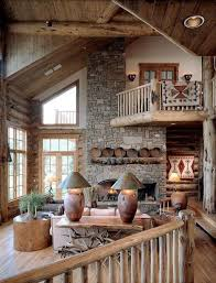 Log Home Interior Decorating Ideas 40 Awesome Rustic Living Room Decorating Ideas Decoholic