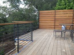 Horizontal Deck Railing Ideas by Decor Tips How To Install Deck Railing For Ideas With Vinyl Modern