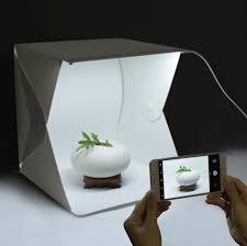 100 Studio Tent Pic Mini Portable Photo Light
