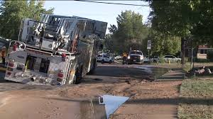 Fire Truck Gets Stuck In Sinkhole After Water Main Break In Denver ... Fire Truck Driving At Full Speed In Barcelona Stock Video Footage Reo Speedwagon The Firetruck Band Photos Video Trucks Department Emergency Response Vehicles Hire A Tampa Bay Home Facebook Birmingham Gay Pride 8600530 High 3000 Liters Water Carrier Africa Buy Firefighters Guiding Reversing Parking Properly Scene Columbiana Co Police And Fire Tag Team For Viral Dramatic Gopro Captures Motorcycle Crash With Los Angeles Bed Album On Imgur 4 Guys Posts Learn About Children Educational Video Kids By