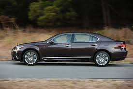 2016 Lexus LS 600h L Overview
