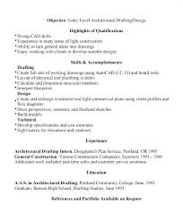 Drafting Resume Resumes Functional Architectural Examples Structural Sample