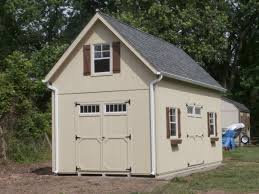Amish Mikes Sheds by Have Us Install Rain Gutters To Prolong The Life Of Your Structure