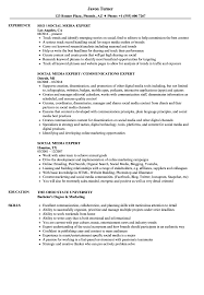 Social Media Expert Resume Samples | Velvet Jobs 96 Social Media Director Resume Marketing Intern Sample Writing Tips Genius Templates Examples Of Letters For Employment Free 20 Simple How To List Skills On Eyegrabbing Evaluator New Student Activity Template Social Media Rumes Marketing Resume Samples Hiring Managers Will Digital Elegant Public Relations Complete Guide Advanced Excel Puter Science For Rumes Professional Retail Specialist Samples Velvet Jobs Strategist